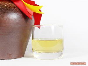 Giá bán Rượu Nếp Cái Hoa Vàng cao cấp hạ thổ 18 tháng