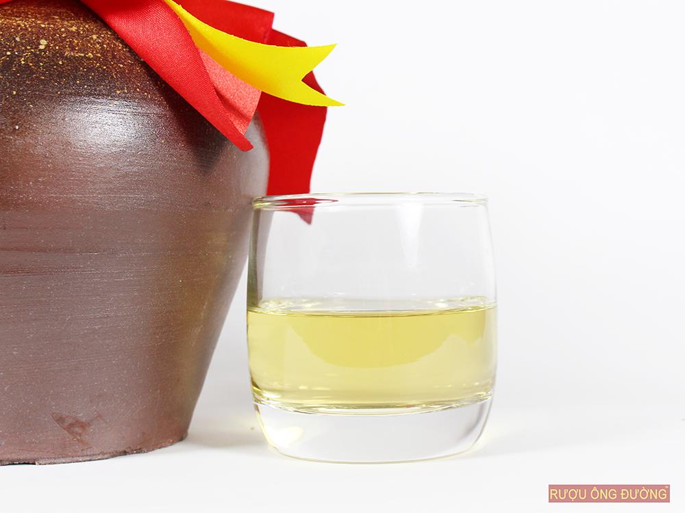 Rượu Nếp Cái Hoa Vàng hạ thổ 18 tháng