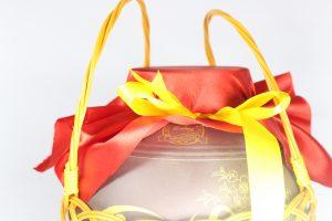 Logo Rượu Ông Đường được khắc trên sản phẩm