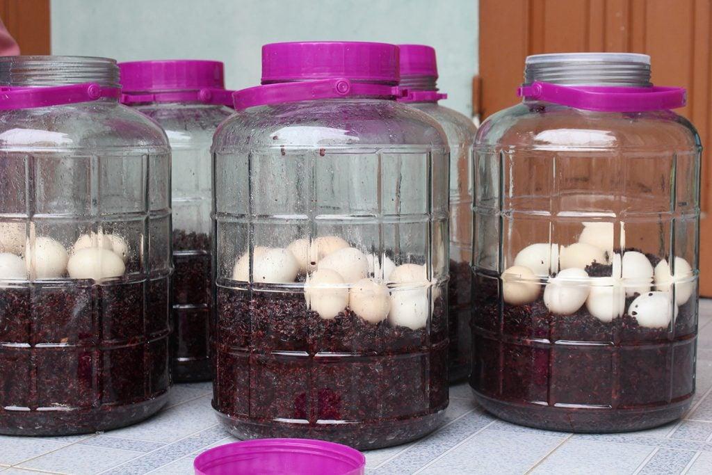 Nếp cẩm trứng gà được coi là một trong những siêu thực phẩm bồi bổ cho cả Nam và Nữ