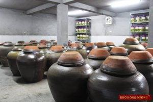 Giới thiệu hầm rượu gia truyền lớn nhất miền Bắc
