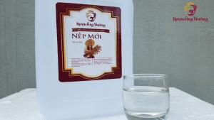 Địa chỉ bán rượu nếp mới nguyên chất tại Hà Nội